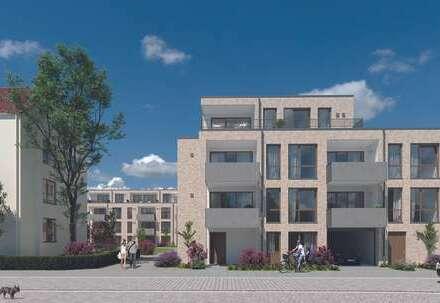 Neubau Walle / 2-Zimmer / Großer Balkon in Westausrichtung