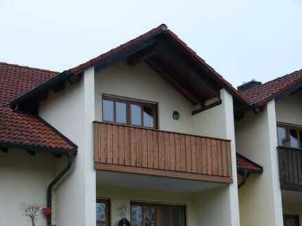 Top gepflegte Single-Wohnung mit EBK und Balkon in Ingolstadt-Süd