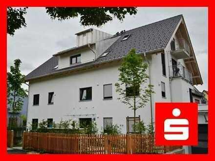 Moderne, pfiffige Dachgeschosswohnung !