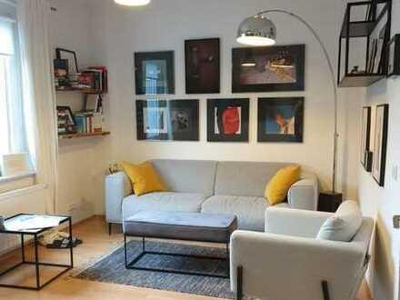 2-Zimmer-Wohnung mit Terasse und Einbauküche in Bickendorf, Köln