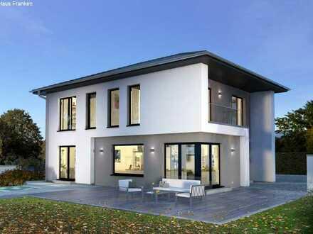 Ihr Traumhaus am Hang inkl. Bauplatz + KfW55 Effizienzhaus