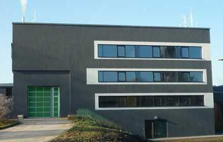 Büroflächen im Stadtzentrum an der Lippe