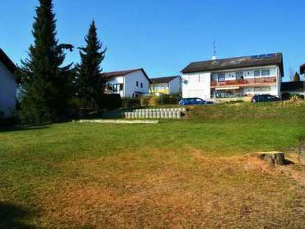 Traumhaftes Südhang-Baugrundstück für ein Ein- oder Zweifamilienhaus in ruhiger Lage von Wolnzach!