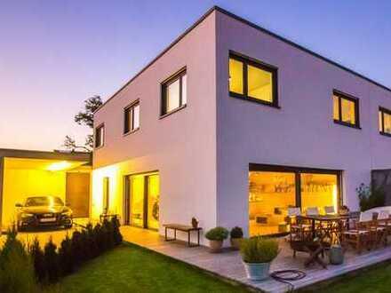 Schöne Süd-West Doppelhaushälfte in ruhig gelgenem Wohngebiet von Weißenhorn