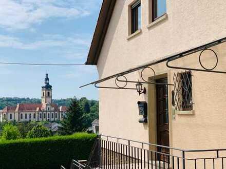 Schönes Haus mit fünf Zimmern in Karlsruhe (Kreis), Östringen