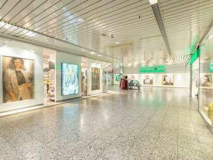 Flexibel gestaltbare Gewerbefläche in zentral gelegenem Einkaufscenter