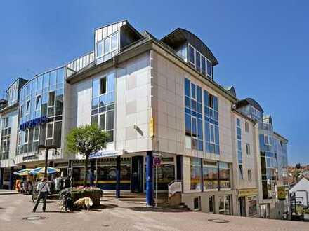 ca. 240 qm Ladenfläche in guter Lauflage (Fußgängerzone) mit Parkmöglichkeiten direkt am Haus