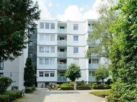 Großzügiges Apartment mit Blick ins Grüne