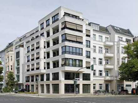 Wohnung in Neubau Architektur-Perle – Joachim-Friedrich-Str.10a – 3-Zimmer ca.84 qm
