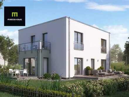 Ihre neue Traumvilla von massa im Bauhaus - Stil - 2020 ins eigene Haus !
