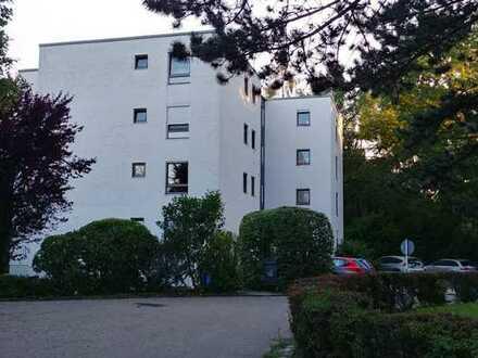 Gepflegte 1-Zimmer Wohnung in Memmingen West mit EBK und Balkon
