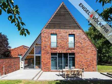 Architekten-Traumhaus in schönster Wohnlage