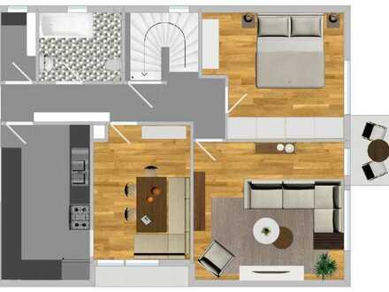 Attraktives und modernisiertes 5-Zimmer-Haus in Sulzfeld