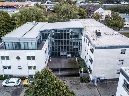 Moderne Ausstattung   neuwertige Bürofläche   1430 m²   RUHR REAL