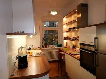 Hochwertige Wohnung im Stadtteil Halensee
