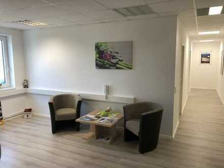 Zentrale Bürofläche 100 - 135 m²
