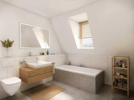 Exklusive 2-Zimmer Wohnung mit großem Balkon