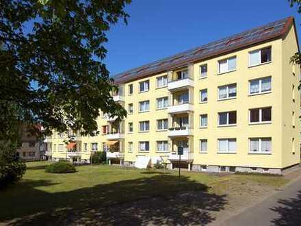 Kleine 2-Raum-Wohnung in Altstrelitz