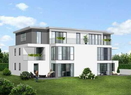 Neubau Gartenwohnung in ruhiger Lage von Bockum, letzte noch verfügbare Wohnung