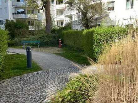 Ruhige, vermietete 1-Zimmer-Wohnung in München-Zentrum