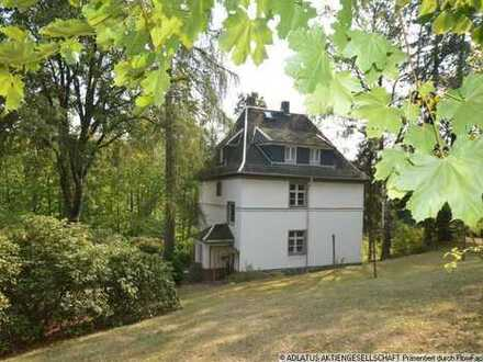 Klassische Villa im Chemnitzer Süden