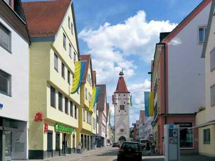 Biberach a.d.Riss Arzt-Praxisräume in TOP-Innenstadtlage - Teilfläche möglich!