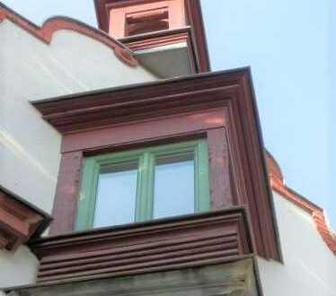 Grozügige Altbauwohnung in Radebeul! Balkon! Bad mit Fenster!