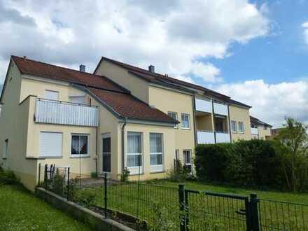 Helle 2- Zimmer-Wohnung mit Balkon