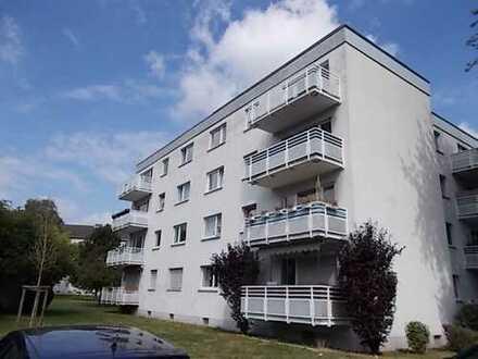 Wohnen am Toeppersee! 2 Zimmer Wohnung mit herrlichem Balkon