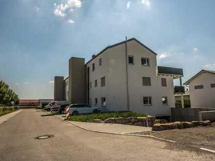 RESERVIERT - Penthouse in Dettingen