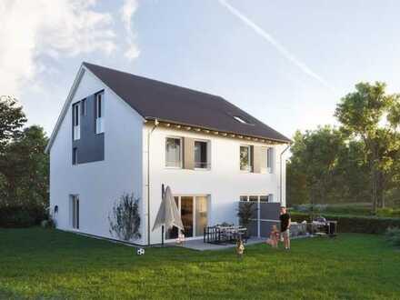 Schlüsselfertig *** Familienfreundliche Doppelhaushälfte in Sasbach inkl. Grundstück!