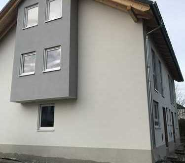 Doppelhaushälfte zum Erstbezug