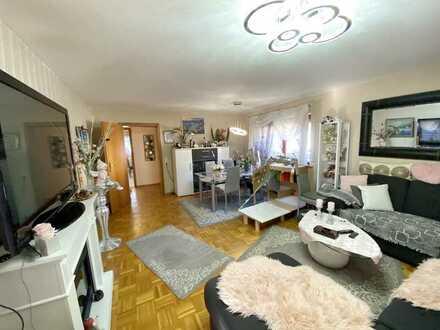 Schöne 3- Zimmer Wohnung in ruhiger Wohnlage, mit Garage