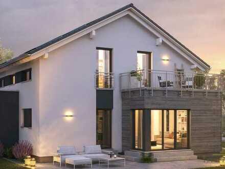 """**RESERVIERT** Einfamilienhaus """"Fertighaus Lifestyle"""" mit Erbpachtgrundstück in Memmingen KFW 55"""