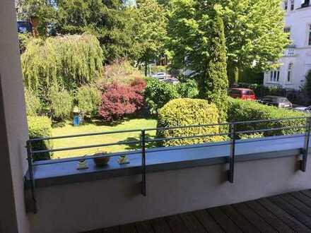 Wunderschöne helle Wohnung in Rüngsdorf in Rheinlage