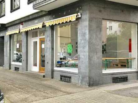 FR-Wiehre: Attraktives Ladengeschäft mit großen Schaufenstern