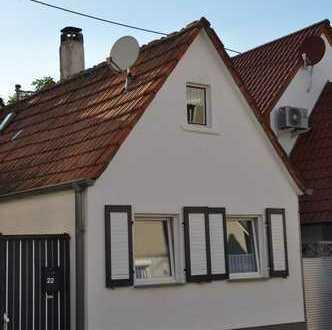 Kleines, gemütliches Haus mit Hof in Landau Queichheim zum Preis einer Eigentumswohnung