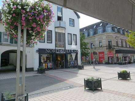 Bühl: Ladenfläche 195 m² für Einzelhandel. A-Lage Hauptstraße. Stellplatz