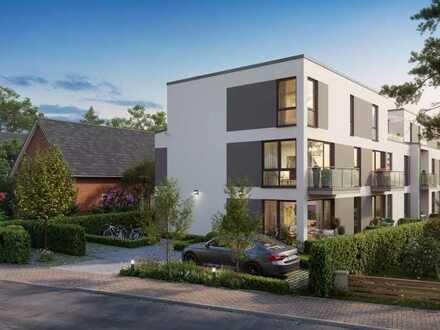 Modernes 2-Zimmer-Apartment mit Terrasse