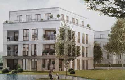 3-Zimmer-Neubauwohnung in Bestlage in Meerbusch-Büderich
