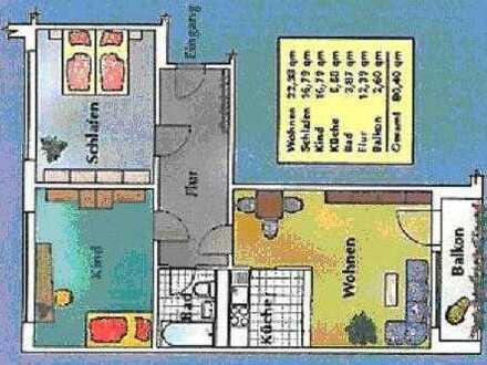 helles 16 m² Zimmer, in eine zweier WG, in Dresden Johanstadt
