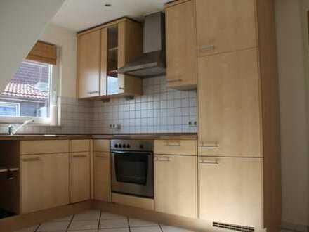 Schöne Wohnung mit Balkon und Einbauküche in Wunstorf Ortsteil Bokeloh