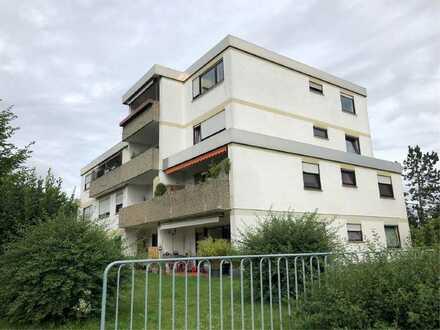 Große Wohnung - toller Balkon - ein zweiter Blick lohnt sich