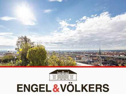 City-Penthouse: Wohnen & Arbeiten