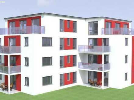 Erstbezug mit Balkon: schöne 3-Zimmer-Wohnung in Kemnath