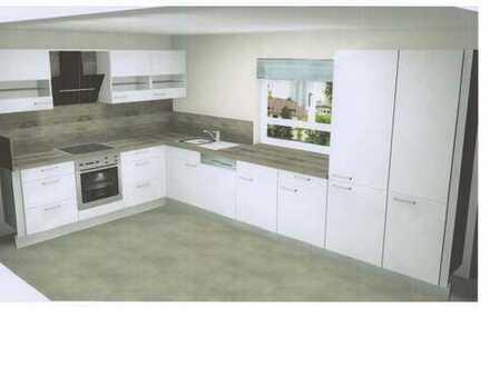 Erstbezug: schöne moderne 2-Zimmer-EG-Wohnung mit Einbauküche inklusive Waschmaschine in Dunningen