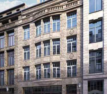 148 m² repräsentatives Büro mit hellen Räumen, Parkett, modernen Bädern in CITYLAGE!