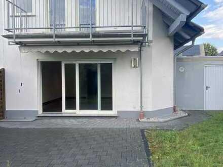 Neuwertige Doppelhaushälfte mit vier Zimmern und EBK in Heusenstamm