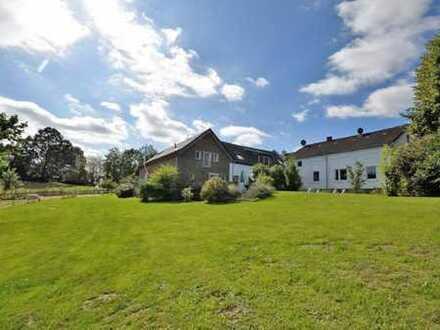 Für Individualisten :-) Restaurierte Hofanlage Nähe Kettwig für alle Tier- und Naturliebhaber