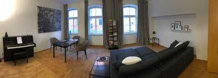 Stilvolle 2-Zimmer-Wohnung möbliert in Isarvorstadt (Untermiete flex. Zeitraum, max 2021)